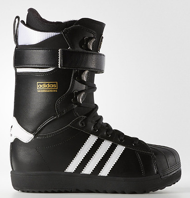 Adidas The Superstar snowboard boots Brand New size US 9.5