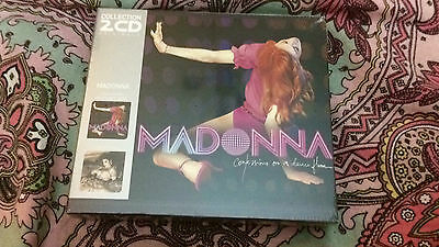 Madonna Confessions On A Dance Floor/like A Virgin Limited Edition Cd France Ed,