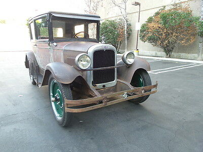1927 Chevrolet Other 2 Dr. Sedan (AA Capitol Coach) 1927 Chevrolet Other 2 Dr. Sedan (AA Capitol Coach)