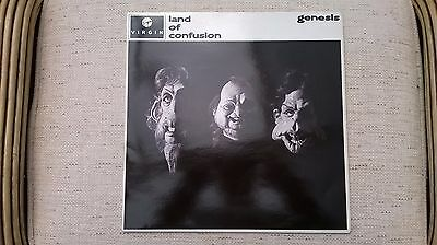 """Genesis - Land Of Confusion -12"""" Vinyl - Picture Cover (1986)."""
