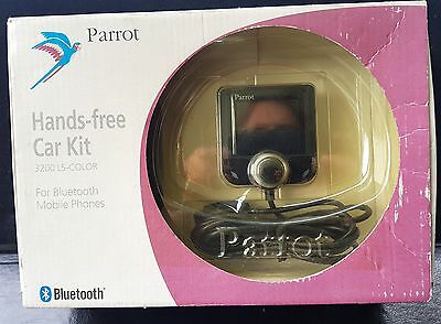 Parrot Hand free car kit manos libres bluetooth 3200 LS-color