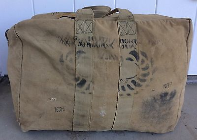 188th PIR WAFB Roswell New Mexico UFO Kit Bag