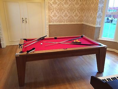 DPT Pool Table / Dining Table (7ft X 4ft)