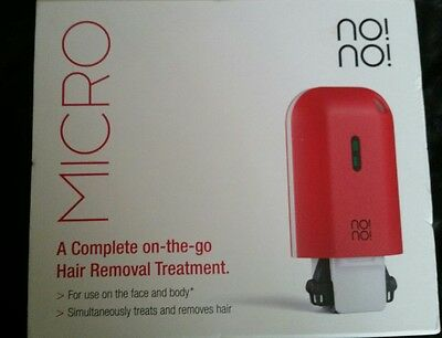 No!No! Micro  Hair Removal Treatment for face and body