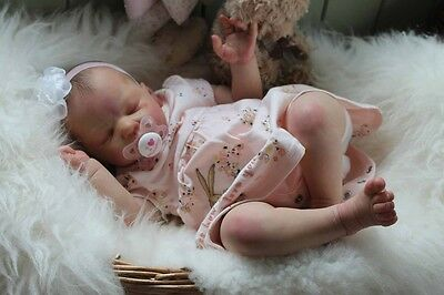 Precious Baban David By Tina Kewy Now A Beautiful Reborn Baby Girl Madeline