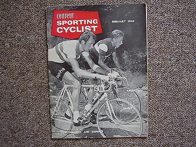 Sporting Cyclist Magazine FEBRUARY 1960