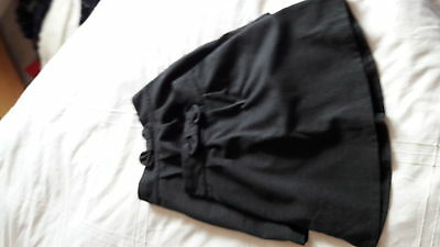 girls grey school skirts age 6 years bhs