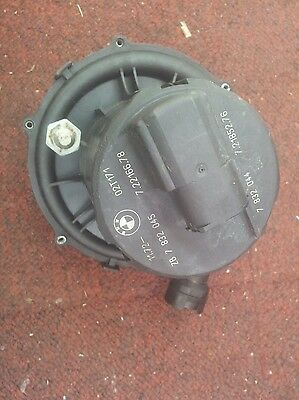 Bmw E46 M3 1172 7832045 7832044 Secondary Air Pump Smg 2003