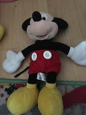 Disney Store Mickey Mouse Used Condition