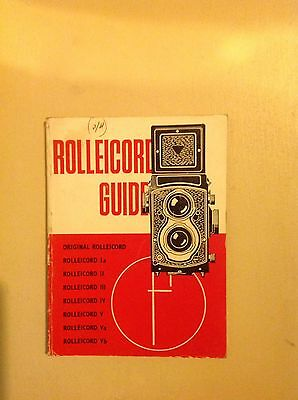 Rolleicord Guide