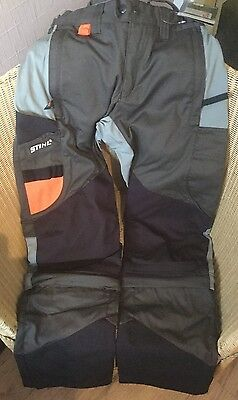 Stihl Multi Protect Trousers Size Extra Small Leg 32""