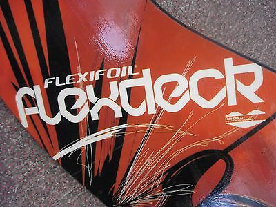 Flexifoil G2A FlexDeck All Terain Mountain Kite Land Board Only