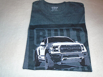 Official 2017 FORD T-SHIRT FORD PERFORMANCE 2017 RAPTOR PICKUP