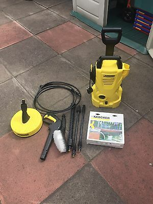 Karcher K2.395 Pressure Washer With Extra Accessories