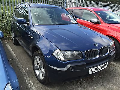 2005 Bmw X3 2.0 D Sport Fabulous Looking Example Full Leather, 7 Services Nice!