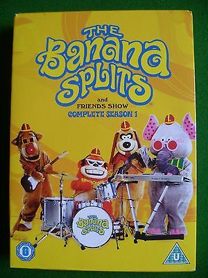The Banana Splits Complete First Season 1 DVD 6 Disc Box Set