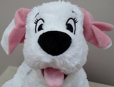 Genuine Original Disney 101 Dalmations PENNY The DALMATION PUPPY Soft Plush Toy