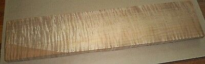 Hades Roasted Maple, Curly/Quilted Strat, Tele or Tops Guitar Neck Blank