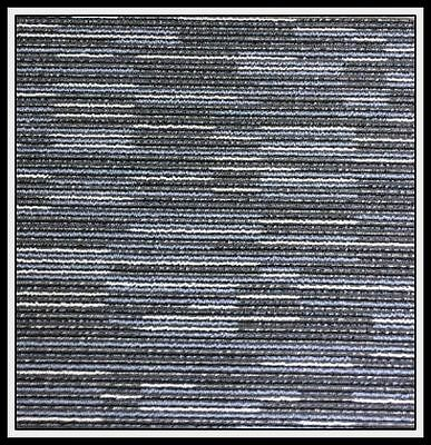 """Grey/Bluey Lilac """"Razzle"""" Leading Brand Carpet Tiles 20 for only £37 Delivered"""