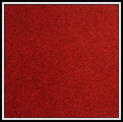 Red Office Quality Carpet Tiles Only £25 per box of 20