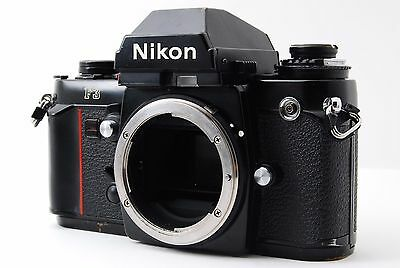 Excellent++++ Nikon F3 Eye Level Black 35mm SLR Camera Body from japan