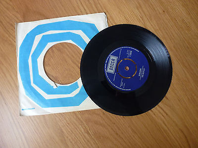 "The Rattles 7"" Single Geraldine/ The Witch"