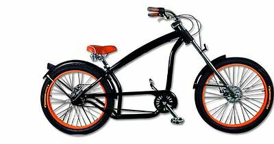 Bicicleta CHOOPER STYLE, beach cruiser 3 marchas !