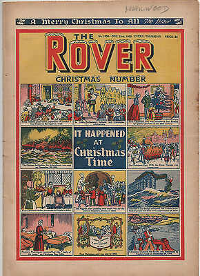 The Rover Christmas number 1330 Dec23 1950