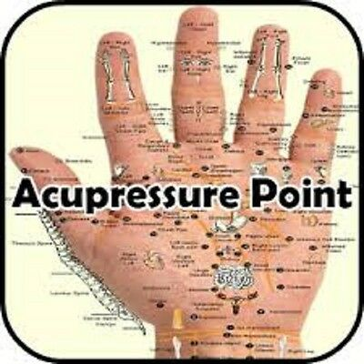 Learn the Art of Acupressure Massage Video DVD and a FREE Bonus DVD