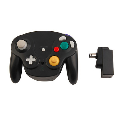 Wireless Gamecube Controller for Nintendo GameCube or Wii