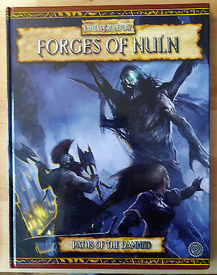 Forges Of Nuln Wfrp Games Workshop Warhammer Fantasy Role-Play Book
