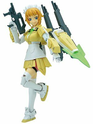 Bandai Hobby HGBF 1/144 Super Fumina 'Gundam Build Fighters Try' Model Kit