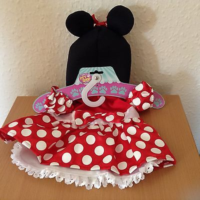 Brand New Disney Minnie Mouse Dog Outfit from Rubie's Pet Shop Size S / M