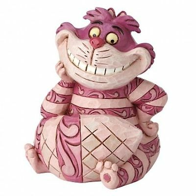 Disney Traditions 4056745 Cheshire Cat Mini Figurine New & Boxed