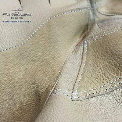 """Eagle Hockey Gloves Goatskin Replacement Palms! Pair of Palm, 12"""" 13"""" 14"""" 15"""""""