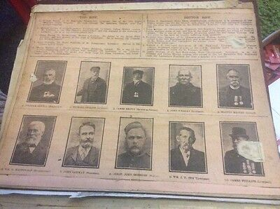 Vintage Scrapbook Includes Patterns Clippings Crimean War Soldiers Of Liverpool