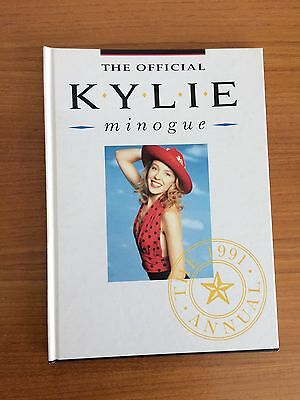 Kylie Minogue Annual 1991 - Collectible