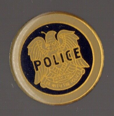 Pin's police / May you be with the police