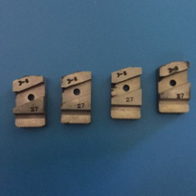 "Set Of 3/8"" - 27 Chasers For 9/16"" H&g Die Head"