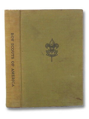 1925 Boy Scouts America Official Handbook BSA Scouting Early Vintage Printing