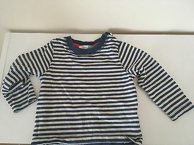 John Lewis Boys Stripy Top 6-9 months