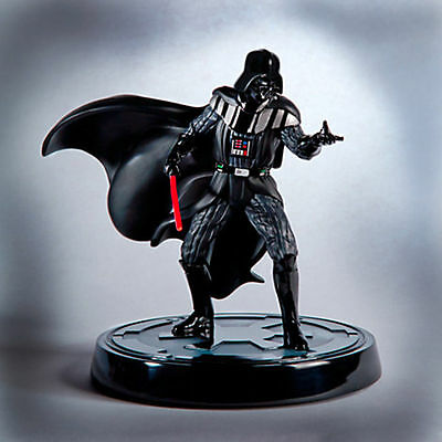 Disney Store Star Wars Darth Vader Limited Edition Figure Statue LE # 10/500