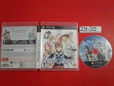 Tales of Zestiria [Complete] (Sony Playstation 3 PS3) Tested & Working
