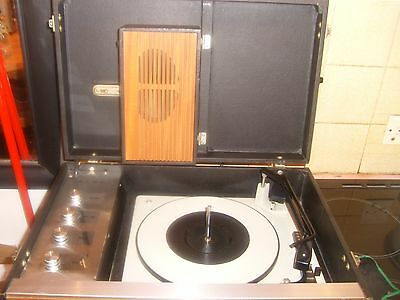1960s/70s alba record player working