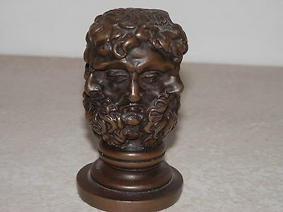 *RARE* 19th CENTURY FRENCH BRONZE SEAL