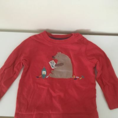 John Lewis Boys Top - 6-9 Months