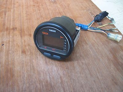 Yamaha Outboard Multifunction Tachometer 6Y5-8350T-83-00