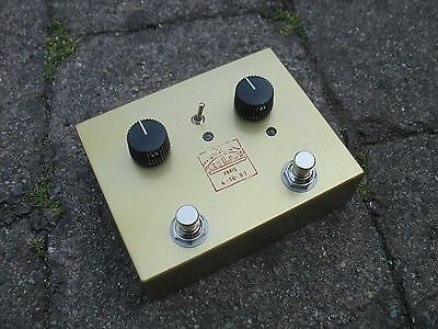 Lovepedal Les Lius Clone Pedal
