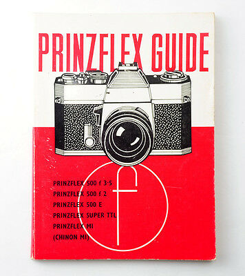 Prinzflex Guide by Focal Camera Guides