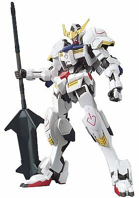 "Bandai HG Orphans Gundam Barbatos ""Gundam Iron-Blooded Orphans"" Action Figure"